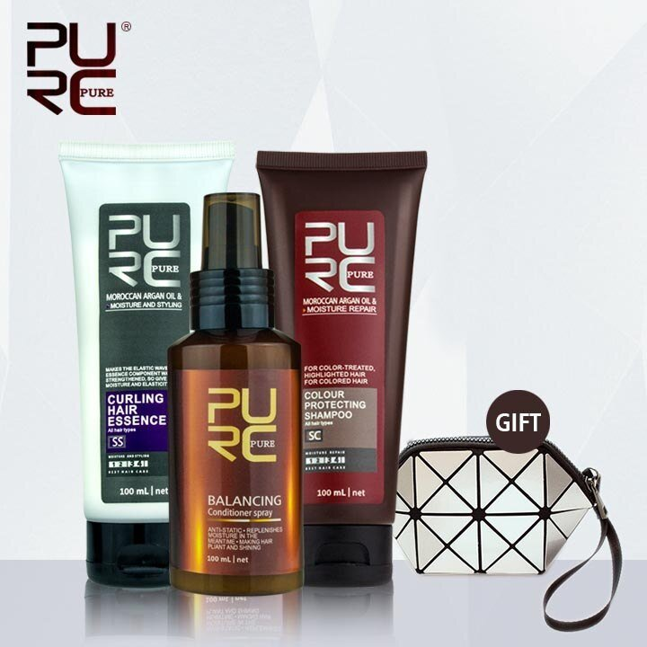New Purc Balancing Conditioner Spray And Argan Oil Curl Ideas With Pictures
