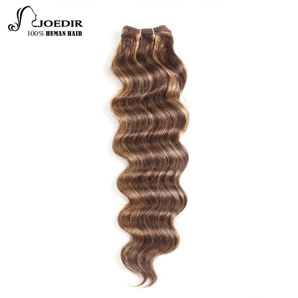 New Joedir Hair Pre Colored Brazilian Remy Human Hair Weave Ideas With Pictures