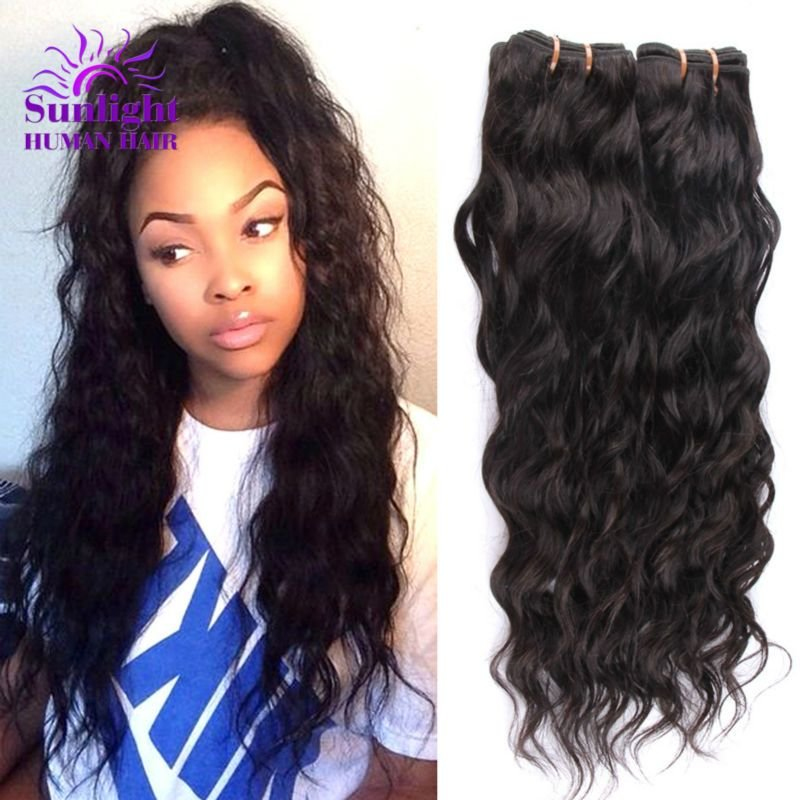 New Brazilian V*Rg*N Hair Water Wave 3 Bundles Wet And Wavy Ideas With Pictures