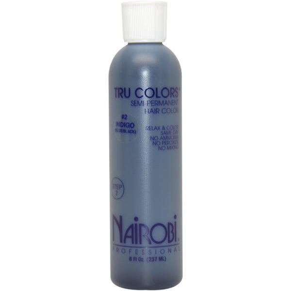 New Shop Nairobi Tru Colors Semi Permanent 2 Indigo 8 Ounce Ideas With Pictures
