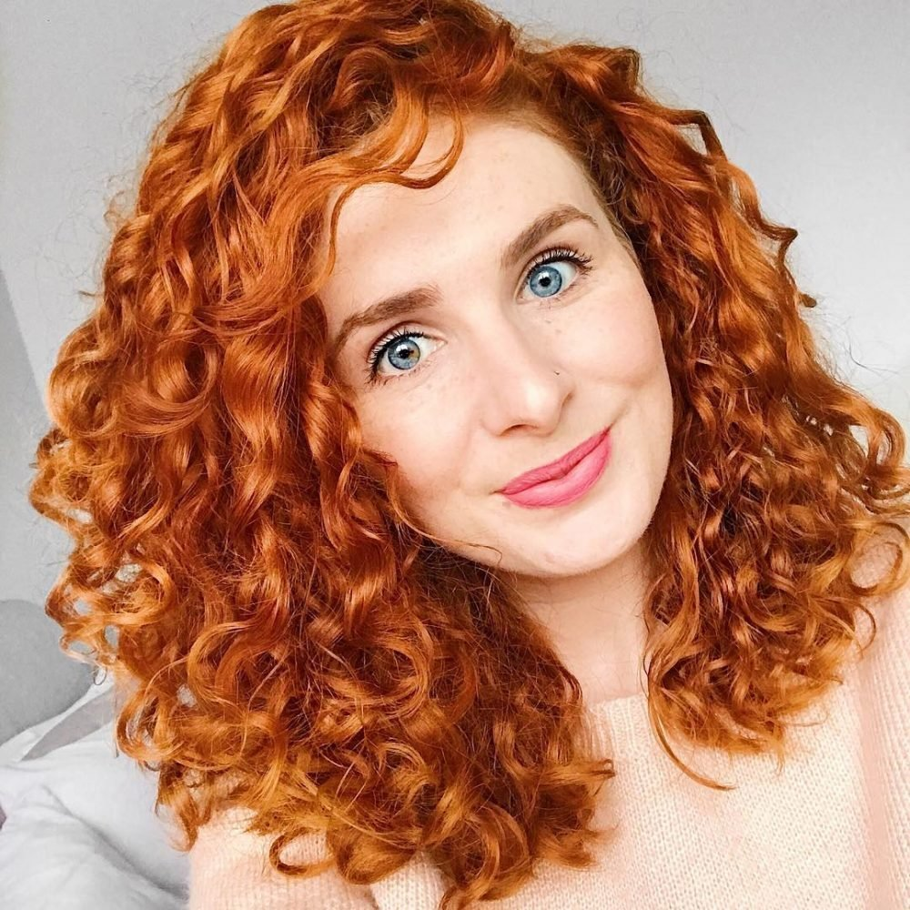 New 24 Best Shoulder Length Curly Hair Ideas 2019 Hairstyles Ideas With Pictures