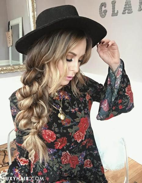 New 25 Easy Summer Hairstyles – Luxy Hair Ideas With Pictures