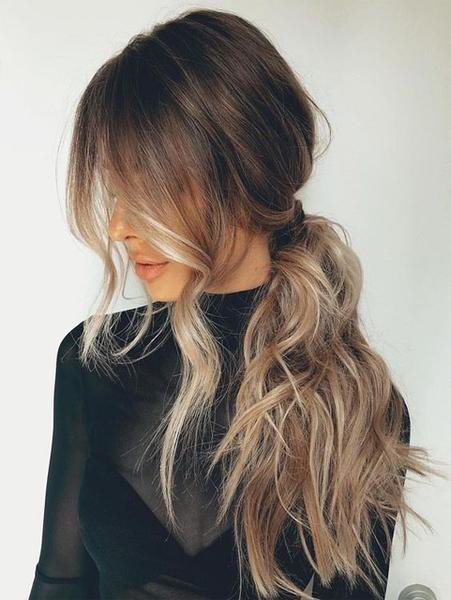 New 9 Ponytails For Every Occasion – Luxy Hair Ideas With Pictures