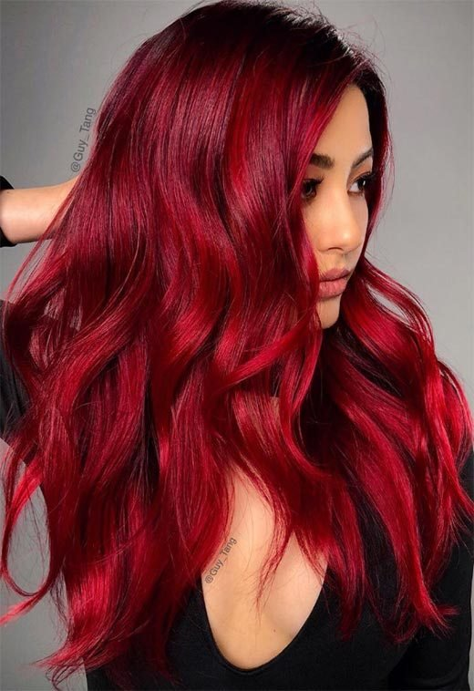 New 63 Hot Red Hair Color Shades To Dye For Red Hair Dye Tips Ideas With Pictures
