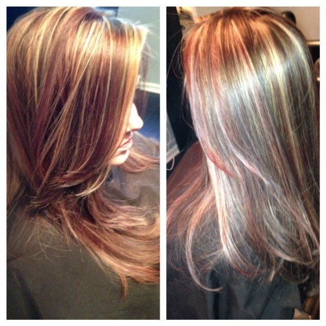 New Dimensional Hair Color Hair By Zaklina Ideas With Pictures