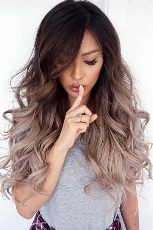 New 20 Trend Hair Colors For 2019 Makeup Nails Hair Ideas With Pictures