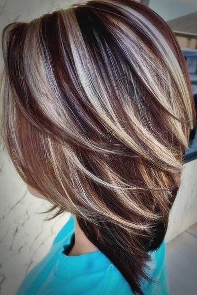 New Tips For Choosing Hair Color – Autumn Winter 2019 Ideas With Pictures