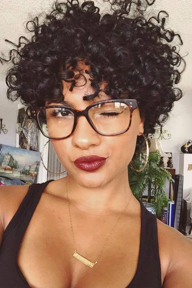 New 17 Short And Sassy Natural Hairstyles For Afro American Ideas With Pictures