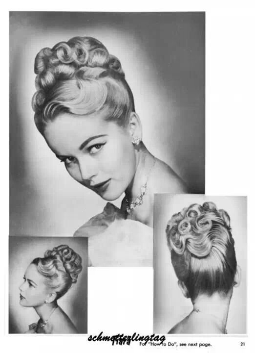 New 22 Best 1950S Hairstyles Images On Pinterest 1950S Ideas With Pictures
