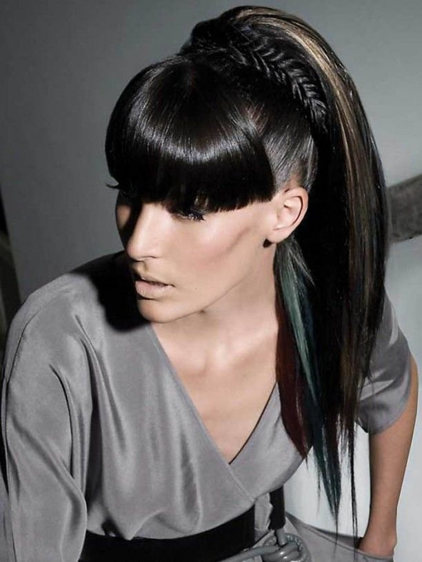New 7 Best Black Ponytail Hairstyles Images On Pinterest Ideas With Pictures Original 1024 x 768