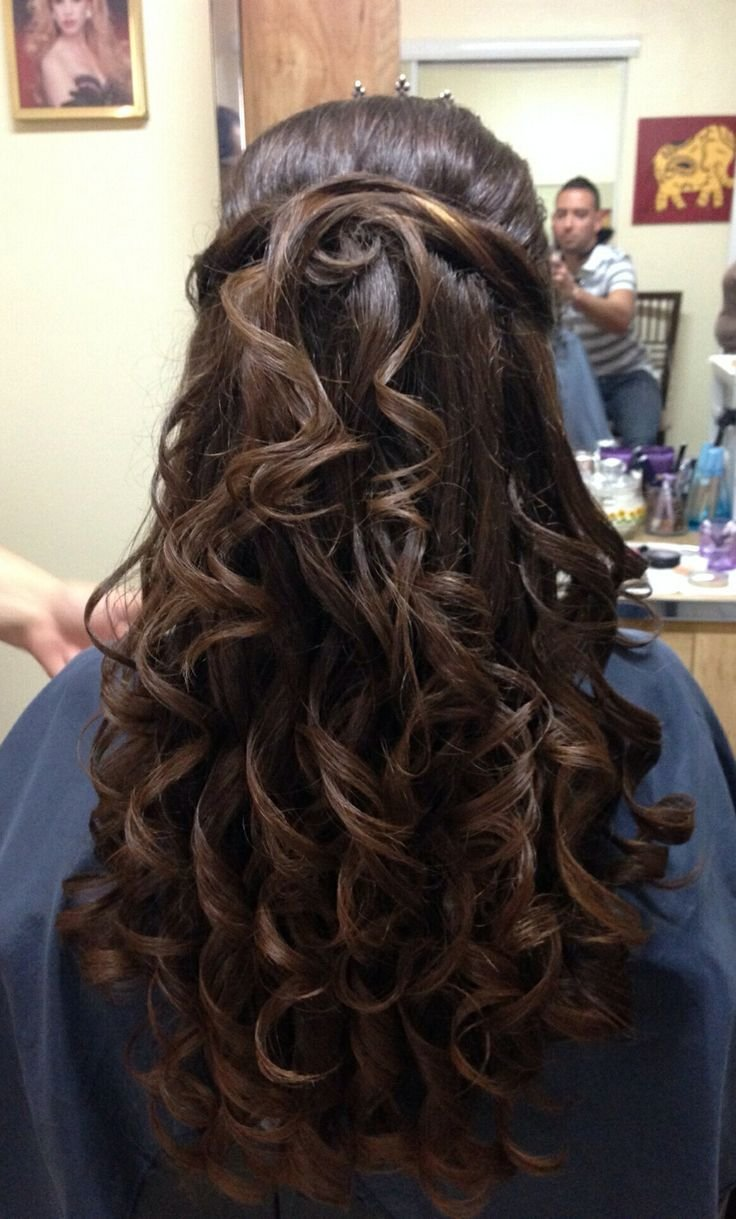 New Quinceanera Damas Hairstyles Fade Haircut Ideas With Pictures