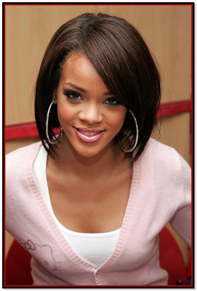 New Flat Iron Hairstyles For Black Short Hair Best Hairstyle Ideas With Pictures