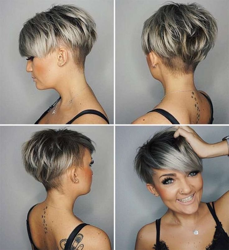 New Short Hairstyle 2018 Hairstyles In 2019 Pinterest Ideas With Pictures
