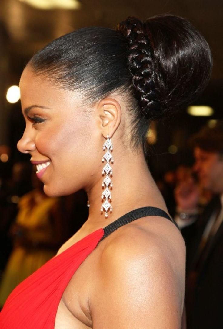 New Best 25 African American Updo Hairstyles Ideas On Ideas With Pictures Original 1024 x 768