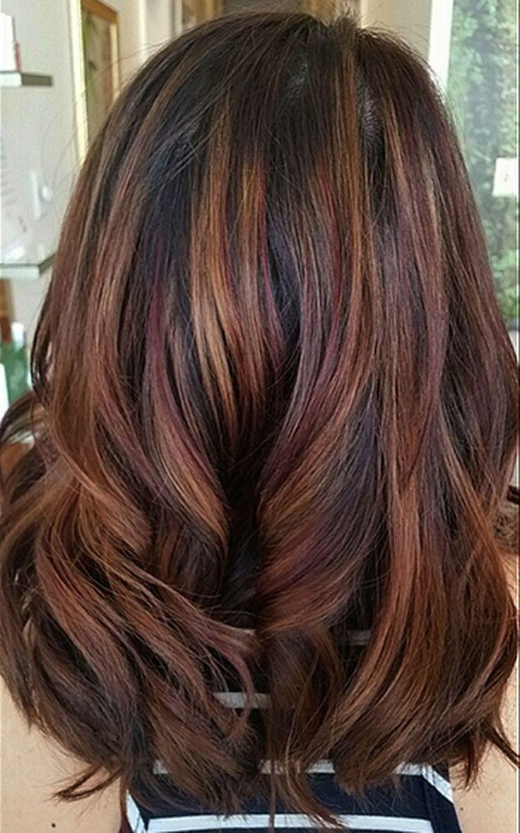New Hair Color 2018 Cool Hair Color Ideas To Try In 2018 Ideas With Pictures