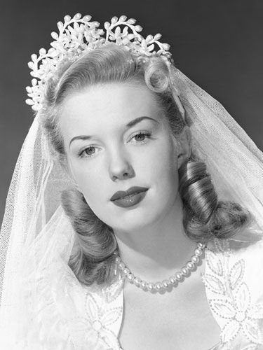 New Best 25 1940S Wedding Hair Ideas On Pinterest 50S Ideas With Pictures
