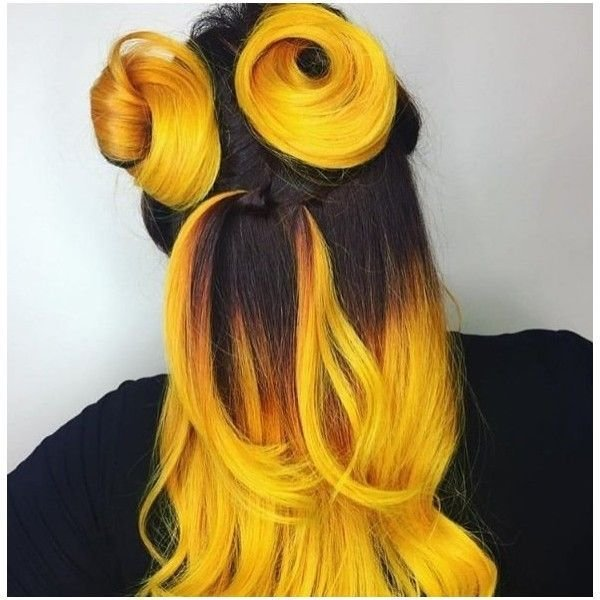 New Crazy Color Semi Permanent Hair Dye 100Ml Canary Yellow Ideas With Pictures