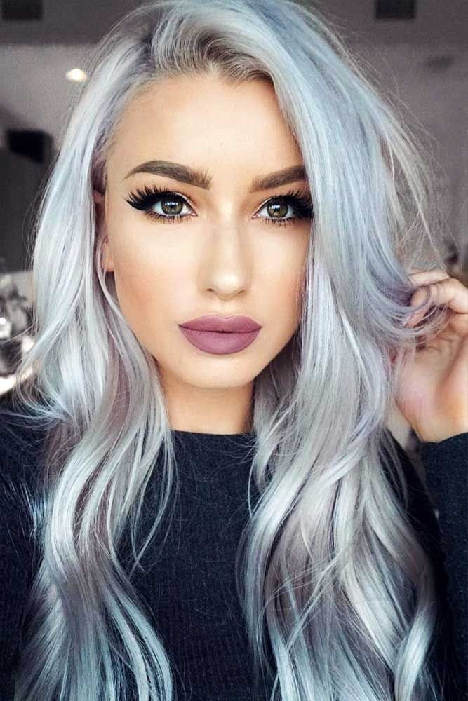 New Best 25 Silver Blonde Hair Ideas On Pinterest Silver Blonde Ash Blonde Balayage Silver And Ideas With Pictures