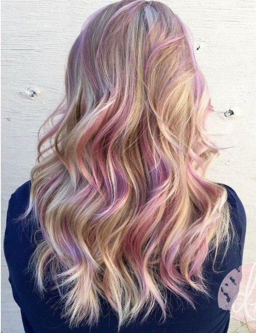 New Best 25 Colored Hair Streaks Ideas On Pinterest Rainbow Ideas With Pictures