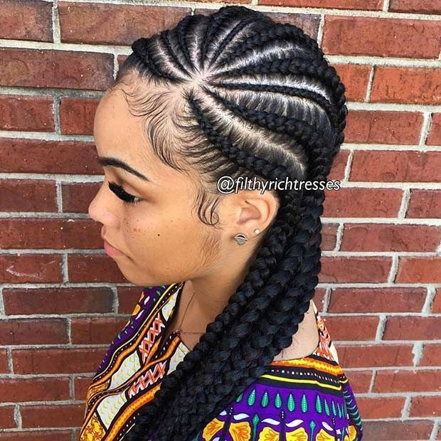 New Best 25 Cornrow Ideas On Pinterest Cornrolls Hairstyles Ideas With Pictures