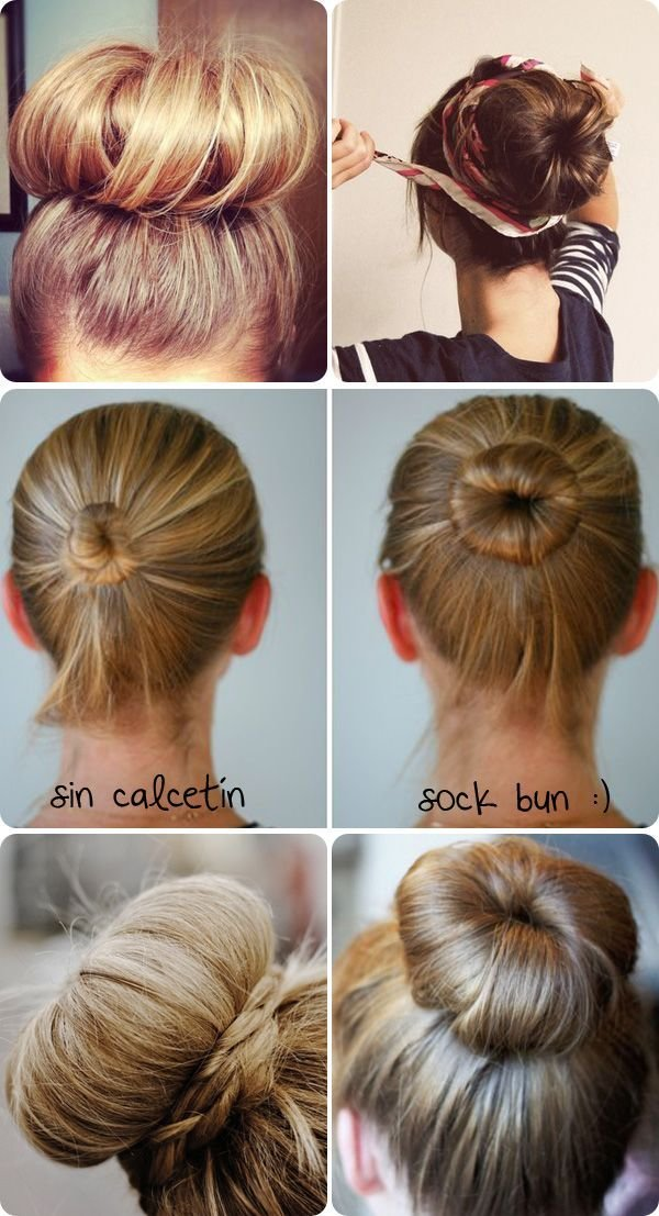 New Best 25 Sock Buns Ideas On Pinterest Sock Bun Hairstyles Buns And Summer Hair Buns Ideas With Pictures
