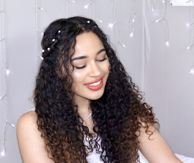 New Best 25 Curly Prom Hairstyles Ideas On Pinterest Curly Ideas With Pictures