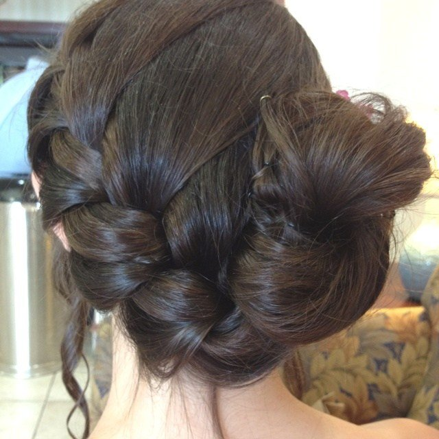New 22 Best Bridesmaid Updo Shannan S Wedding Images On Ideas With Pictures