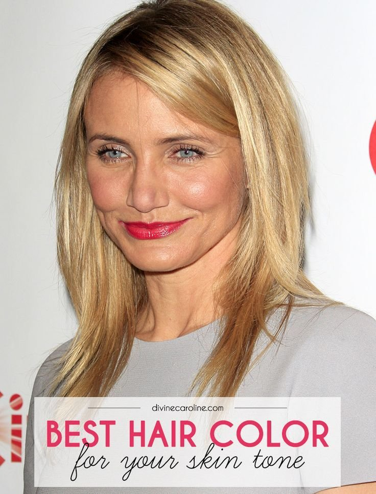New The Best Hair Colors For Your Skin Tone Fashion For M*T*R* Women Mejor Color De Cabello Ideas With Pictures