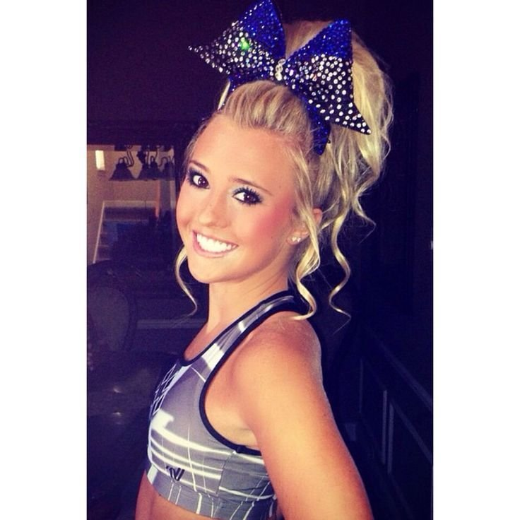New Best 25 Cheer Ponytail Ideas On Pinterest Braids For Ideas With Pictures