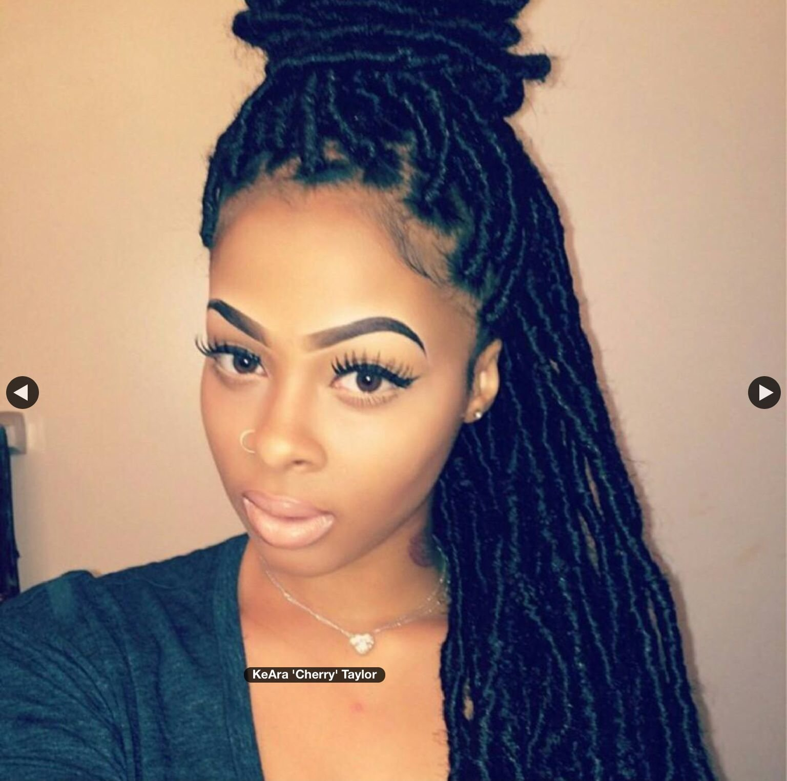 New Fake Dreads Locs Hairstyles In 2019 Natural Hair Ideas With Pictures