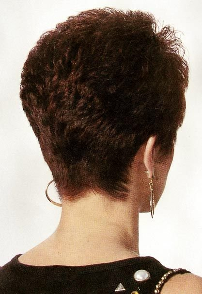 New Women S Clipper Cut Neckline Haircuts Hairxstatic Short Back Cropped Gallery 2 Of 3 Ideas With Pictures