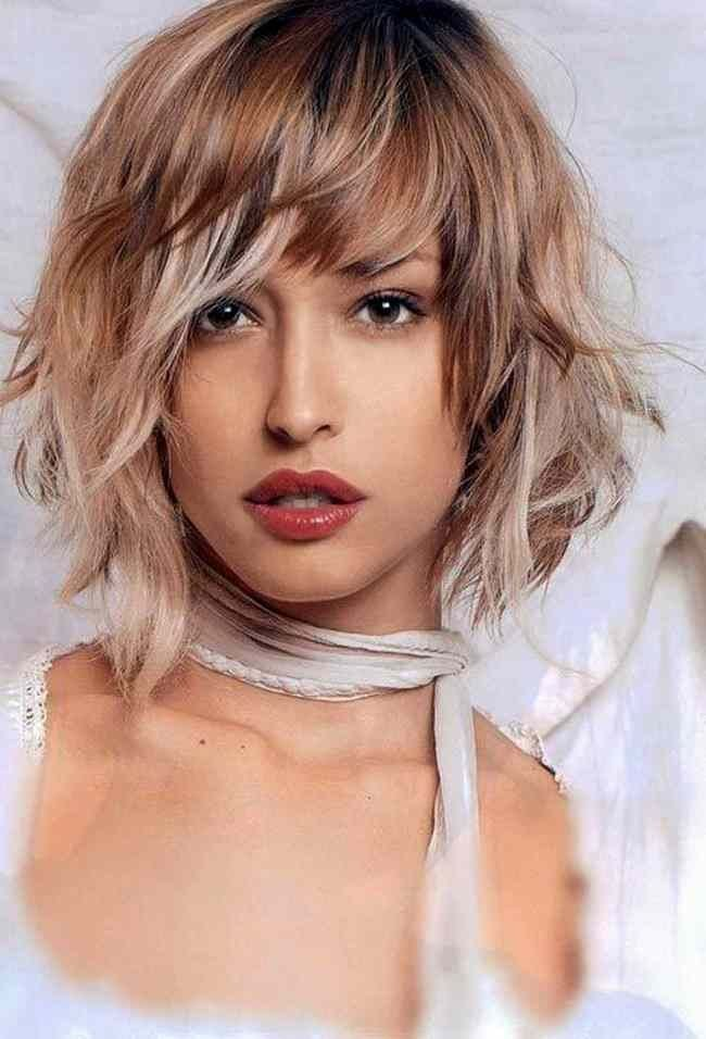 New Medium Length Haircuts Trends Fall Winter 2019 Average Ideas With Pictures