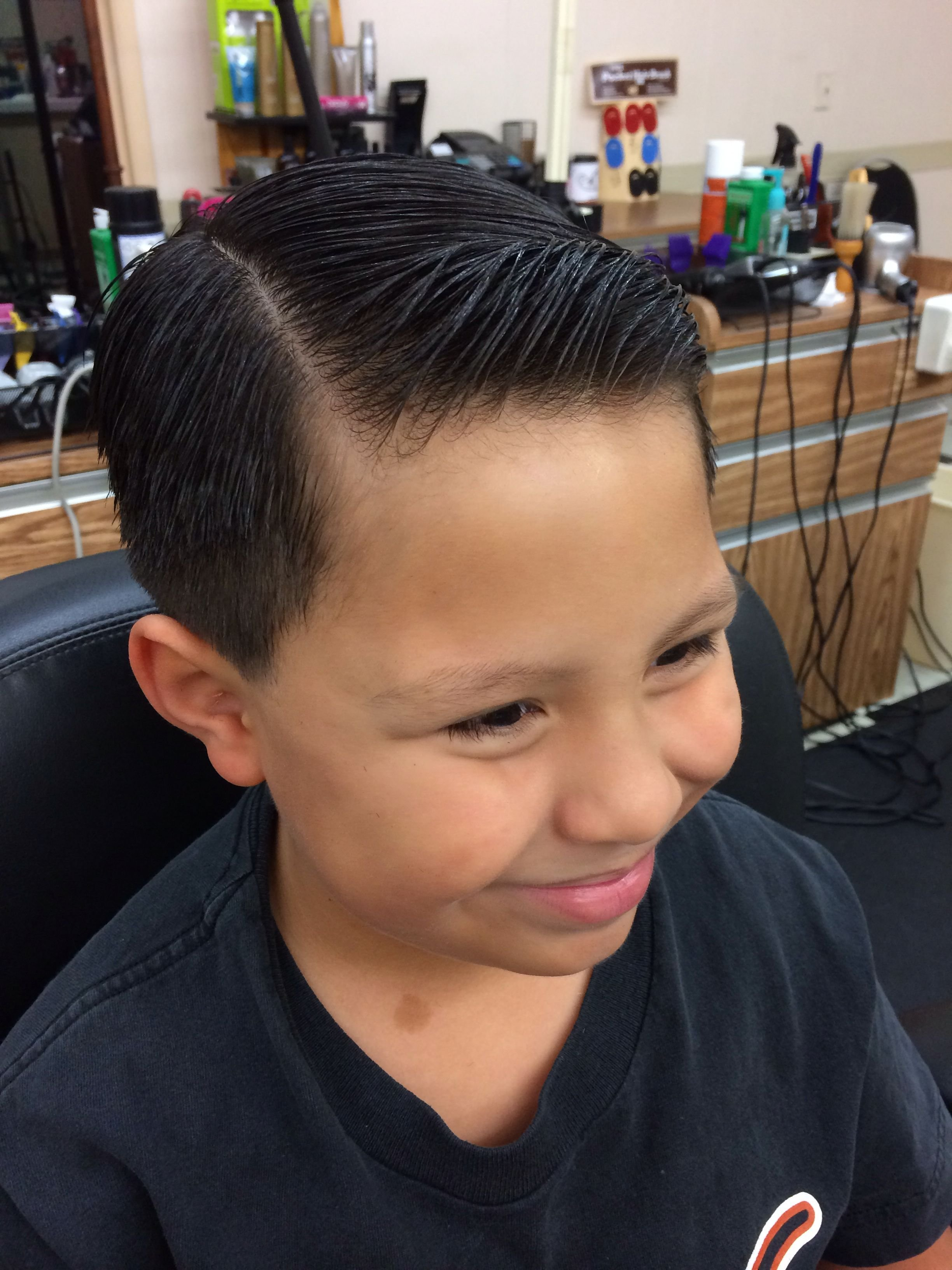 New Little Boys Haircut Barber Shop Hair Cuts Boy Ideas With Pictures Original 1024 x 768