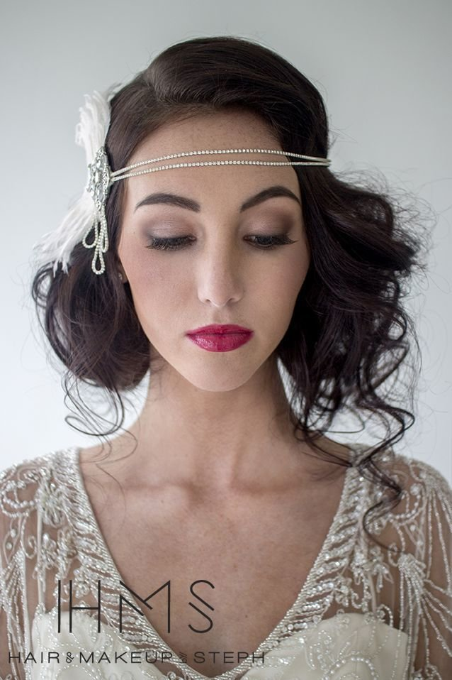 New Gatsby Wedding Lifestyle Gatsby Hair 1920S Hair 20S Hair Ideas With Pictures