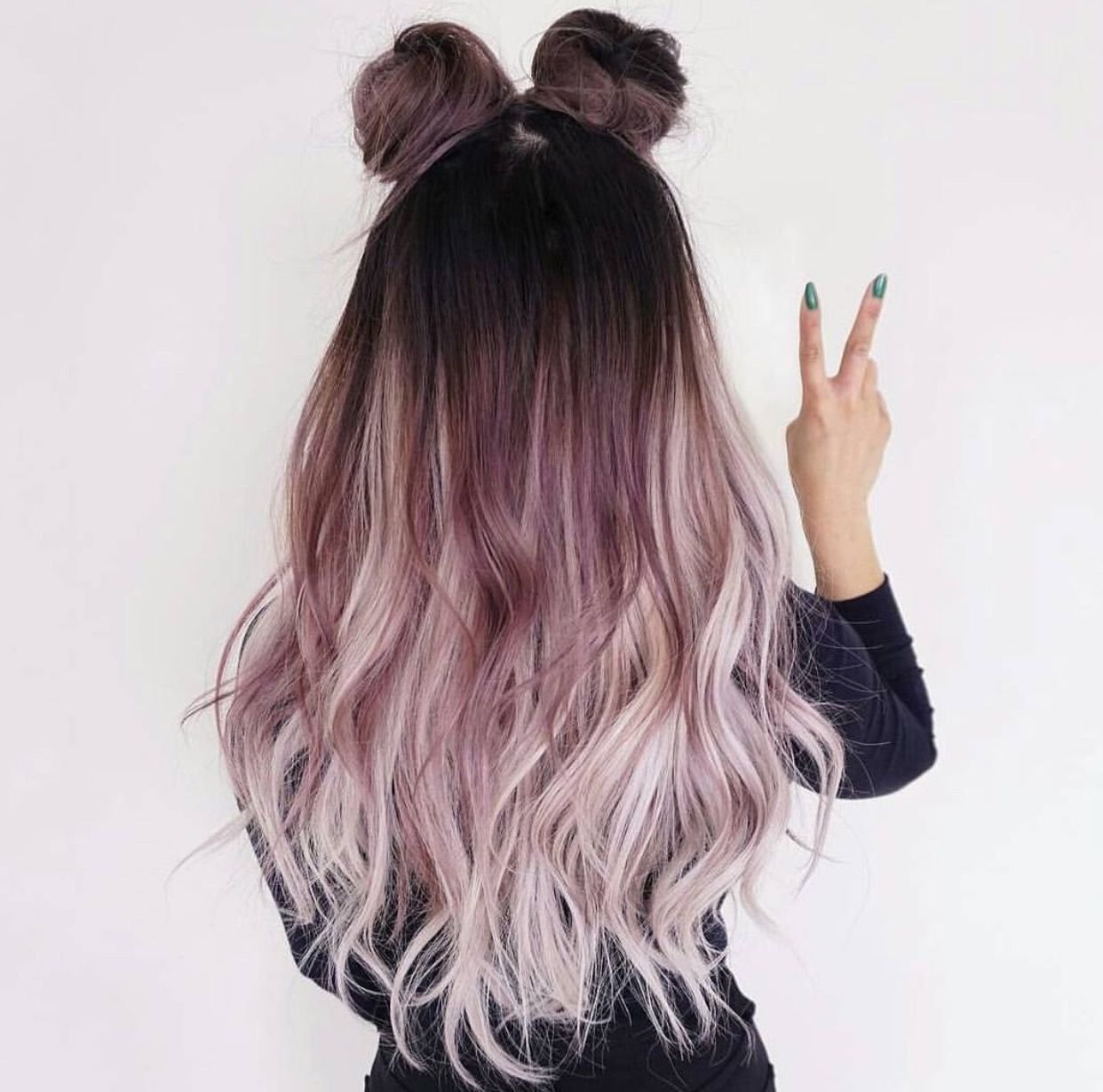 New Awesome Rockin Hairstyle And Color Ombre Dark To Light Ideas With Pictures