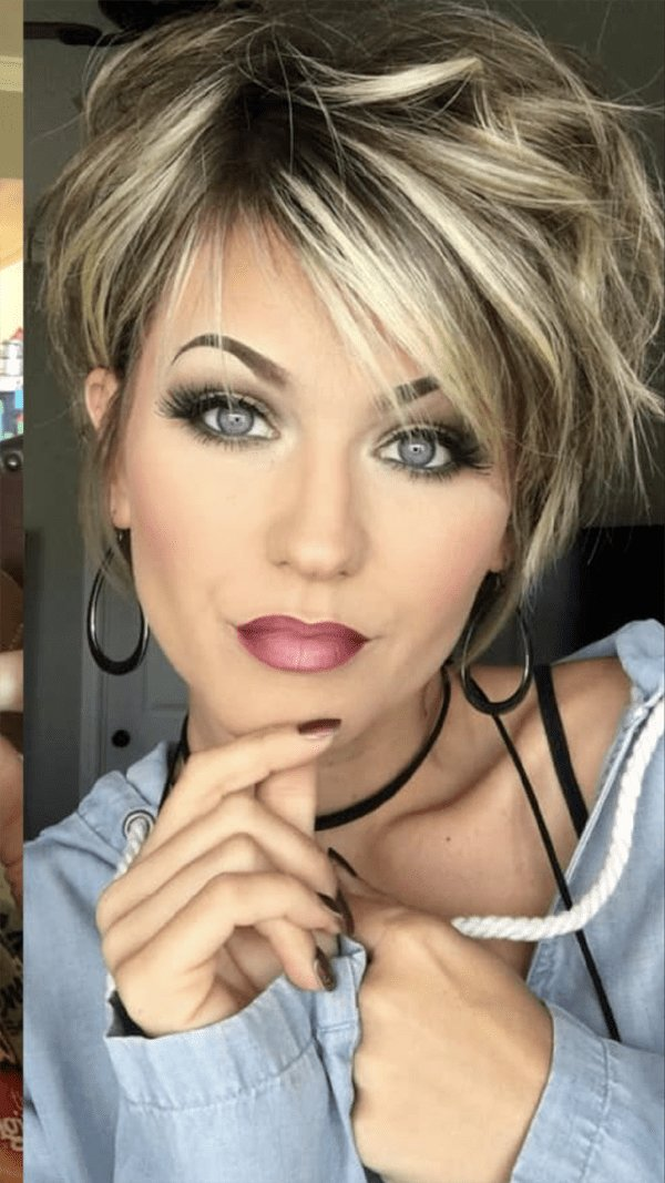 New Trending Hairstyles 2019 Short Layered Hairstyles My Ideas With Pictures