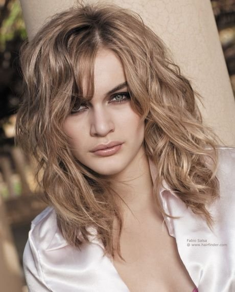 New Curly Haircuts For 2B Wavy Curls 20 Short Medium Ideas With Pictures