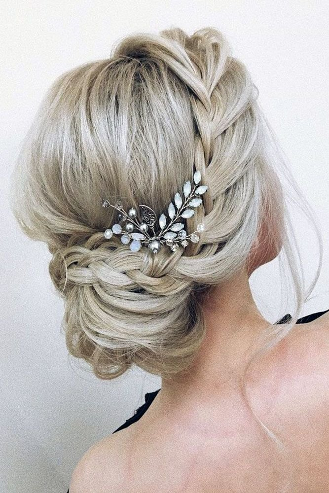 New 30 Pinterest Wedding Hairstyles For Your Unforgettable Ideas With Pictures