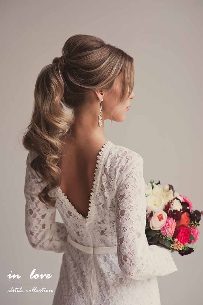 New 72 Best Wedding Hairstyles For Long Hair 2019 Stylish Ideas With Pictures