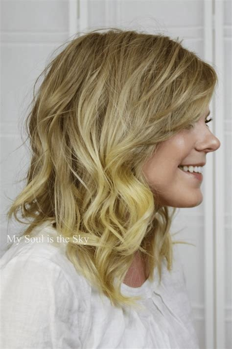 New Beauty Basics Flat Iron Curls Missy Sue Ideas With Pictures