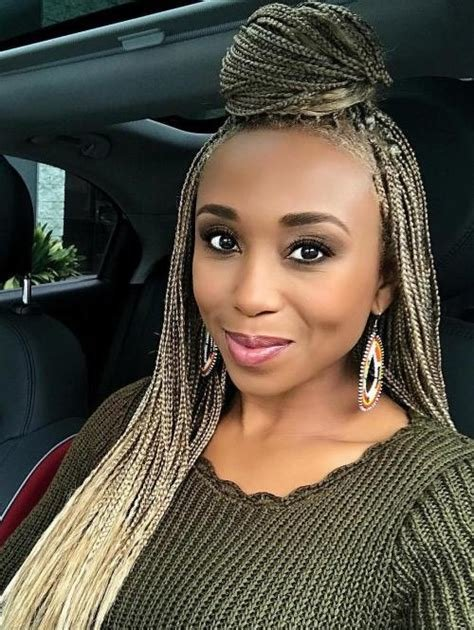 New 40 Ideas Of Micro Braids Invisible Braids And Micro Twists Ideas With Pictures