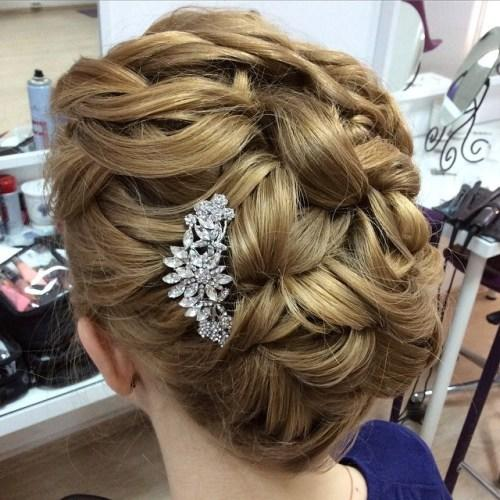 """New 40 Best Short Wedding Hairstyles That Make You Say """"Wow """" Ideas With Pictures"""