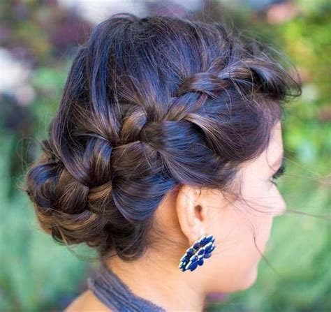 New 60 Crown Braid Hairstyles For Summer – Tutorials And Ideas Ideas With Pictures