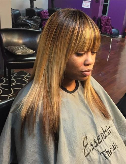 New Sew Hot 40 Gorgeous Sew In Hairstyles Ideas With Pictures Original 1024 x 768
