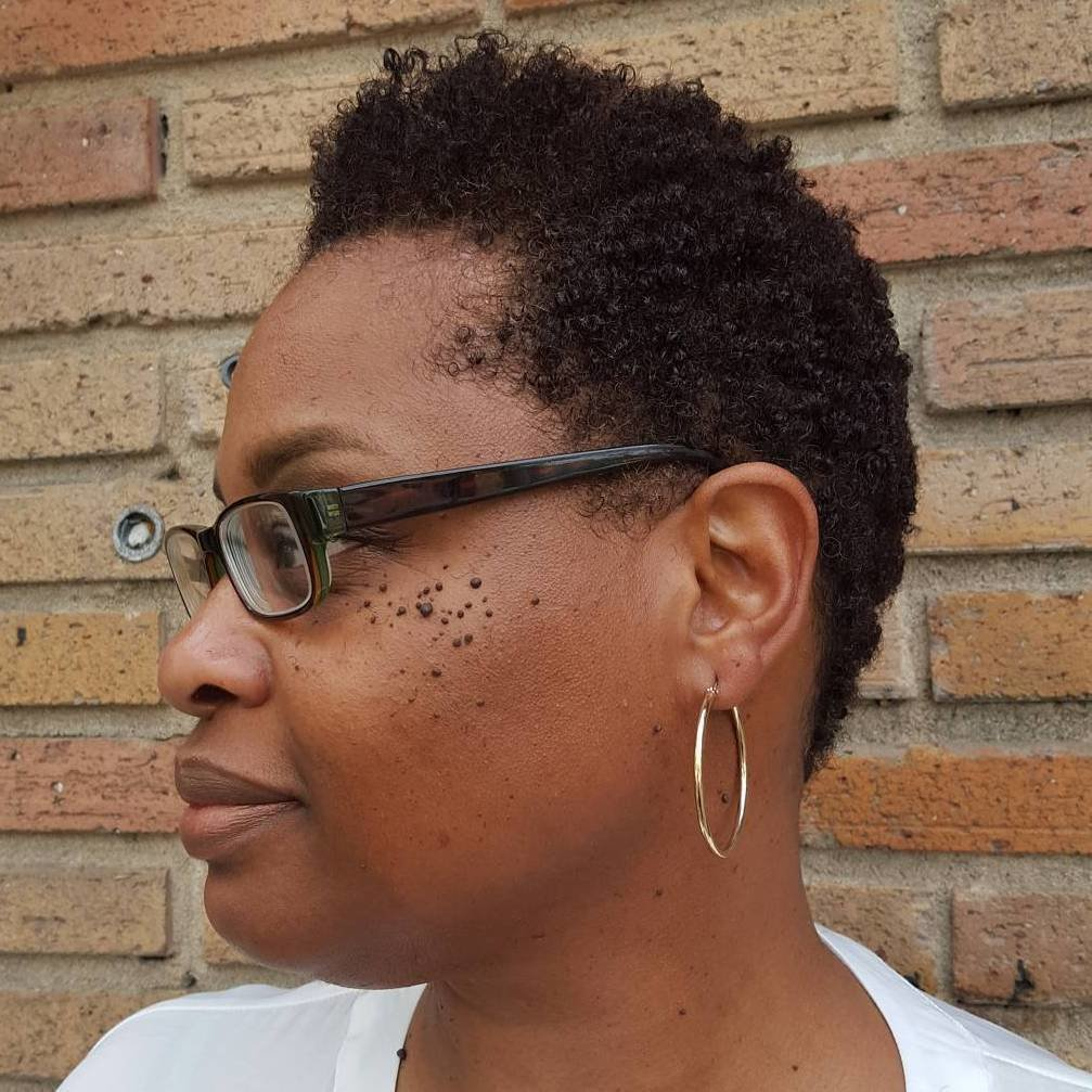 New 40 Cute Tapered Natural Hairstyles For Afro Hair Ideas With Pictures
