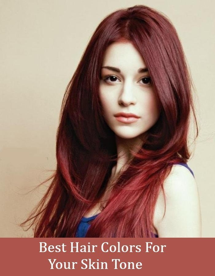 New 4 Best Hair Colors For Your Skin Tone Style Presso Ideas With Pictures