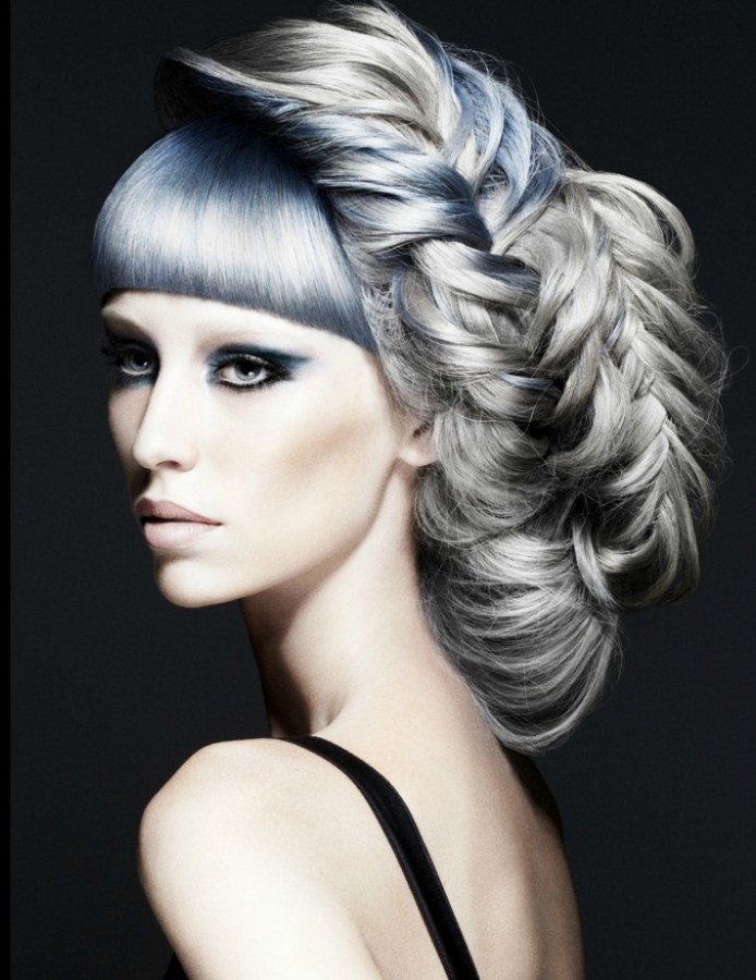 New Bright Hair Colors For 2012 Megapics Ideas With Pictures