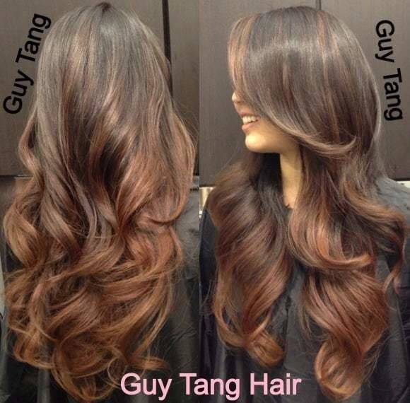 New Deep Rich Mocha Ombré By Guy Tang Yelp Ideas With Pictures