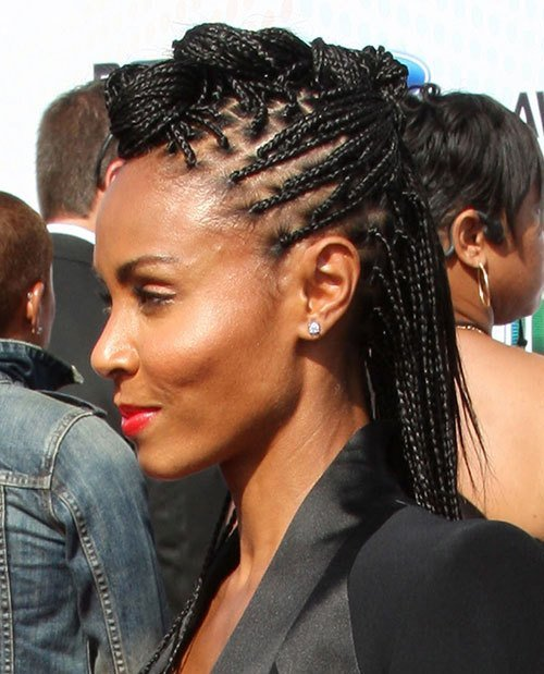 New 50 Mohawk Hairstyles For Black Women Stayglam Ideas With Pictures