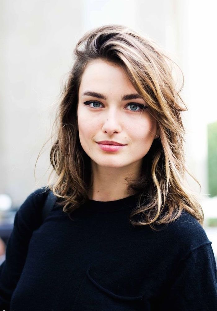 New 60 Popular Shoulder Length Hairstyles Ideas With Pictures